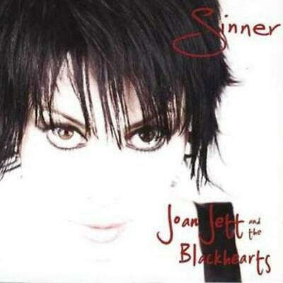 Joan Jett and The Blackhearts : Sinner [enchanced] CD (2008) Fast and FREE P & P