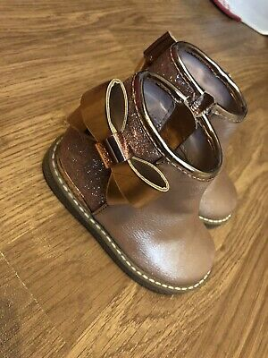 712d235d604f TED BAKER GIRLS Boots Toddler Size 4 - £8.00