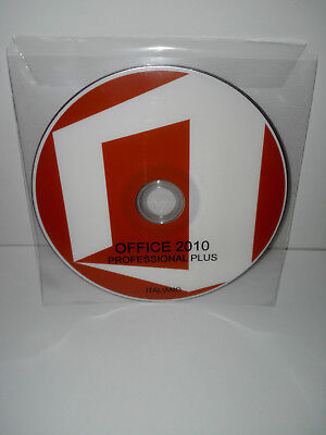 Dvd - Office 2010 Professional Plus 32/64 Bit Full [Italiano]