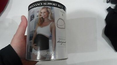 Pregnancy Support Belt Cantaloop Size L White New In Box See Pictures