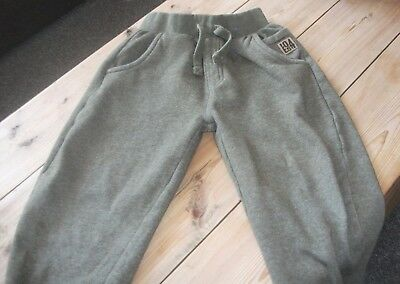 Boys Olive Green Trackies / Joggers  Bottoms Age 6 Years