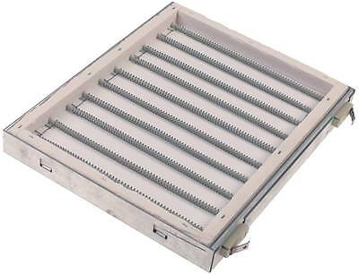 Irca Radiation Heaters with 2 Connections 2000w 230v Length 290mm 2