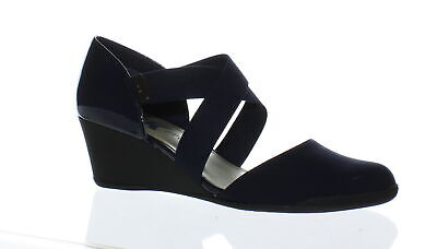 7727eb713ca ... Fabric Closed Toe Casual Platform Sandals.  58.39 Buy It Now 21d 1h.  See Details. Anne Klein Womens Teaberry Blue Pumps Size 8.5 (164086)