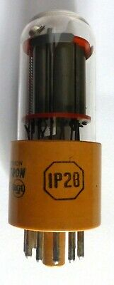Photomultiplier tube 1P28 RCA RADIOTRON et son support 11 broches (UX11)
