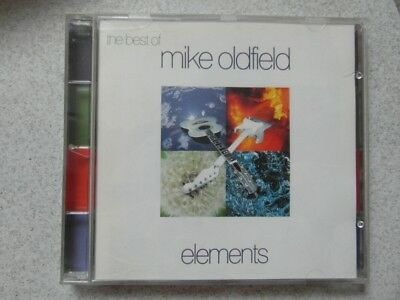 CD - Mike Oldfield - Elements - the best of (1993) - Erstausgabe