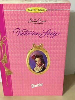 Victorian Lady Barbie - Collector Edition - Great Eras Collection Nib