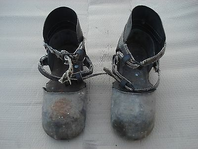 Soviet USSR Russian navy Diver's Boots