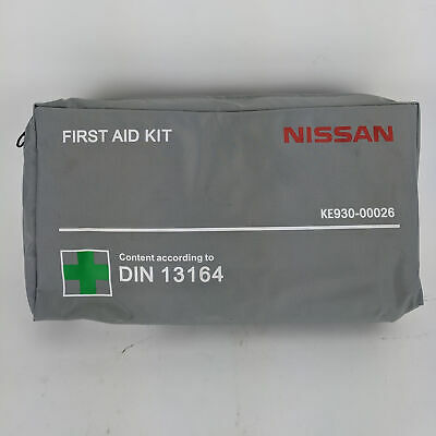 GENUINE Nissan Micra Qashqai Cube X-Trail Juke First Aid Kit KE930-00026