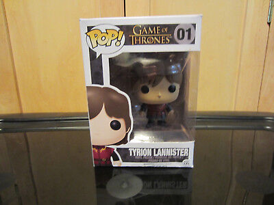 Funko Pop! Game of Thrones Edition 1 (Tyrion, Tyrion (Battle))