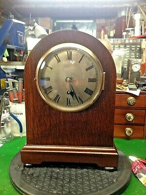 "British ""Empire"" Mantle Clock"