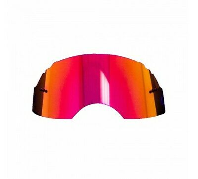 Oakley Airbrake Pink Mirror Motocross Replacement Lens Fast & Free UK Post