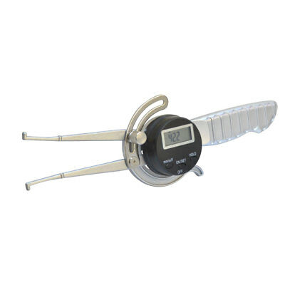"6"" Electronic Digital ID Outside Gage Gauge Spring Caliper 0.5 to 6-3/4"""