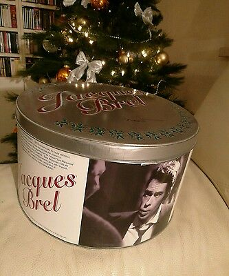 Jacques Brel - L'integrale Complete Collection Edition OUT OF PRINT 15 cd box