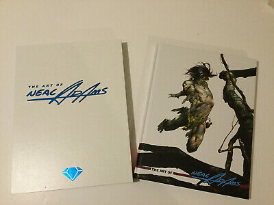 The Art of Neal Adams - Signed, Limited Edition with Slipcase