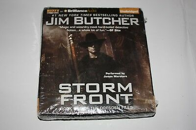 dresden files ghost story audiobook free download