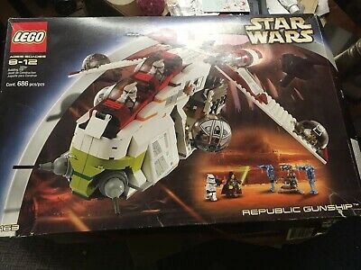 Huge Lego Lot 35 Sets All New Never Opened Star Wars