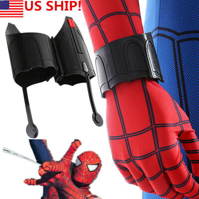 USA 1 PC Spider-Man Shooter Homecoming Spiderman Peter Parker Web Cosplay Prop
