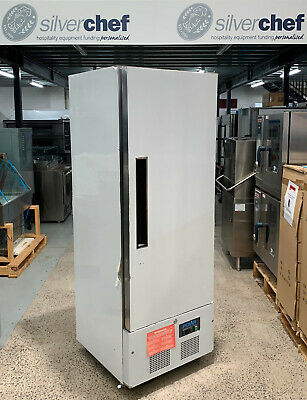 EX-Demo Polar Upright Slimline Freezer Model :  G591-A