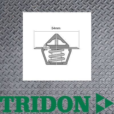 TRIDON THERMOSTAT HIGH FLOW suits Holden Torana LX 202 Red