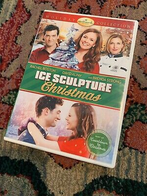Ice Sculpture Christmas.Ice Sculpture Christmas Dvd Hallmark Channel Film Rachel