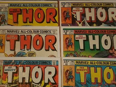 Marvel Comics: THE MIGHTY THOR Vol.1 Asgard, Odin, Avengers, Sif, Warriors Three