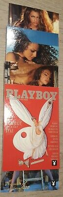 Playboy Stacy Sanches Set Completo 6 Card 1996 Playmate Of The Year