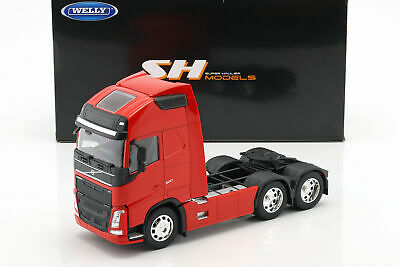 Welly 32690SW Volvo FH 4x2 2016 White 1:32 Scale