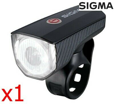 Sigma Eloy Black LED Bicycle Safety Light Brand New!!