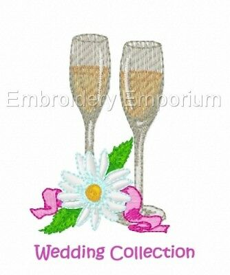 Wedding Collection - Machine Embroidery Designs On Cd Or Usb