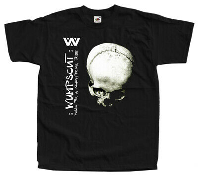Wumpscut - Music for a Slaughtering Tribe 1991 T-Shirt (BLACK) All size S-5XL