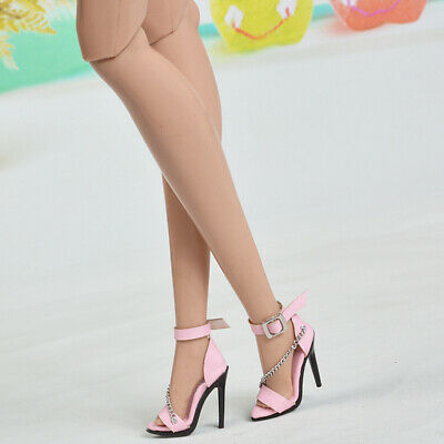 Sherry white sandals for Fashion royalty Ⅱ /&  FR2 Shoes body doll 50FR2-10CD