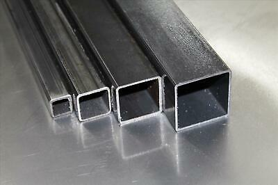Square Tubing Square Pipe Steel Profile Pipe Steel Pipe 20x20x1, 5 Bis 1000mm