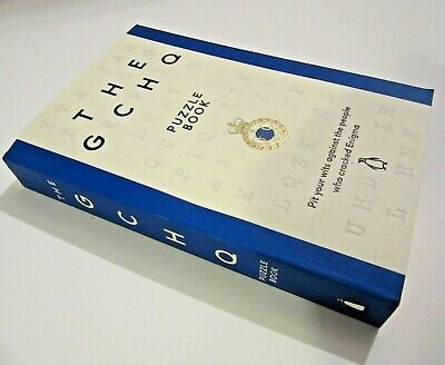 The GCHQ Puzzle Book by GCHQ (Paperback, 2016) Penguin