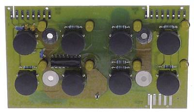 Mec Keyboard Circuit Board for Combination Steamer Convotherm Osp12.20, Osp10.20