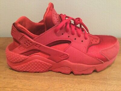 98f0825dd96d 634835 601  NEW Women s Nike Air Huarache Run Gym Red Triple Red ...