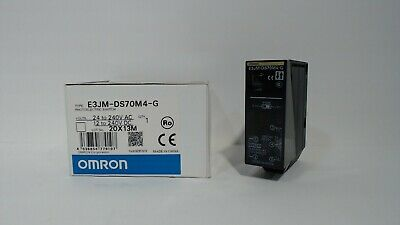 OMRON E3JM-DS70M4-G photoelectric sensor diffuse-reflexive 700mm output relay