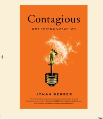 Contagious: Why Things Catch On...(PDF-BOOK)