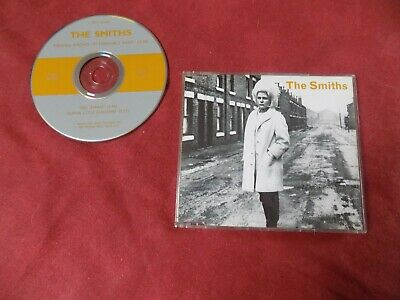 CD SINGLE: THE SMITHS Heaven knows i'm miserable now 1980's INDIE Rough Trade