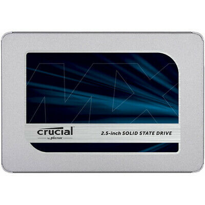 "Crucial 500GB MX500 2.5"" Internal SSD #CT500MX500SSD1"