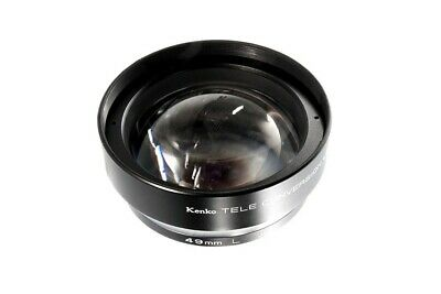 KENKO Tele Conversion Lens X1.5 T-15P For 49mm lens