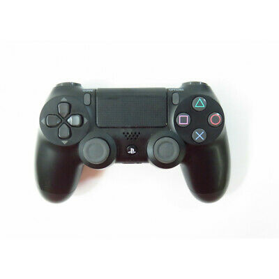 Sony DualShock 4 Wireless Controller for PlayStation 4 - Black CUH-ZCT2U