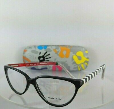 2f07d0356c54 Brand New Authentic RONIT FURST RF 3471 3A Hand painted Eyeglasses 56mm  Frame