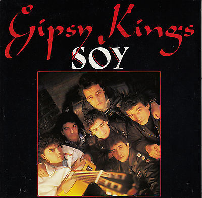 45Trs Vinyl 7''/ French Sp Gipsy Kings / Soy / Neuf Mint