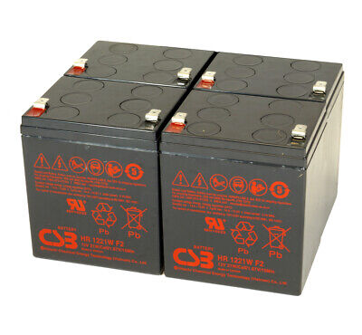 RBC141 Compatible Replacement UPS Battery Kit For APC UPS Batteries Only MDS141