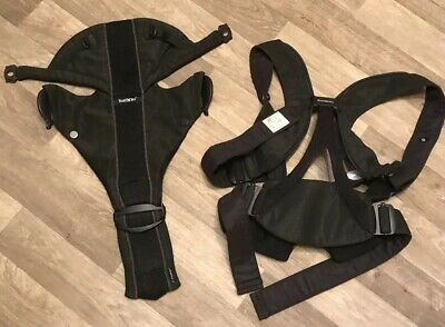 Baby Bjorn Miracle Baby Carrier ~ Airy Mesh ~  Good Condition ~