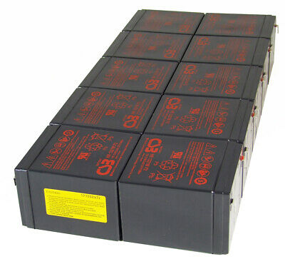 RBC143 Compatible Replacement UPS Battery Kit For APC UPS Batteries Only MDS143