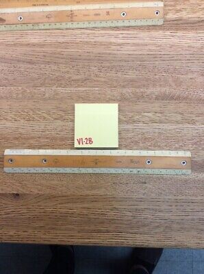 THE A. LIETZ CO.  - Vintage Drafting Ruler