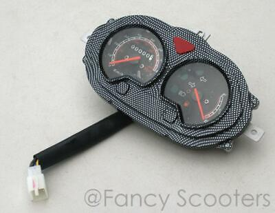 50CC 150CC SCOOTER Odometer, Fuel Gauges, Lights indicator Panel (8 WIRES)GS-809