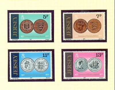 Jersey 1977 Currency Reform Centenary. MNH Mint. One postage for multi buys.