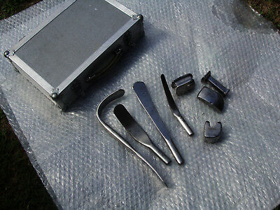 Beta 8pc  panel beating spoons and dollies panel beaters kit  Made in GERMANY  !
